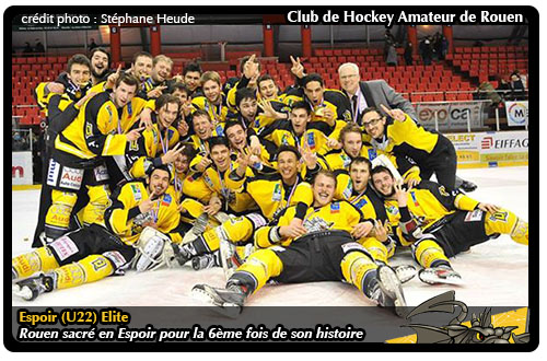 Are Amateur de hockey agree